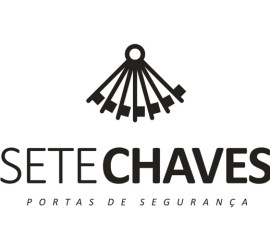 LOGOMARCA SETE CHAVES
