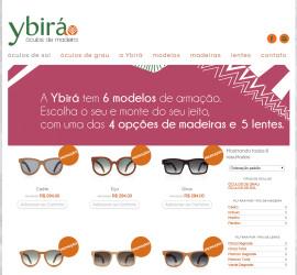 CRIAÇÃO DE LOJA VIRTUAL YBIRÁ: LOJA WORDPRESS RESPONSIVA